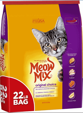 Meow Mix Original Choice Dry