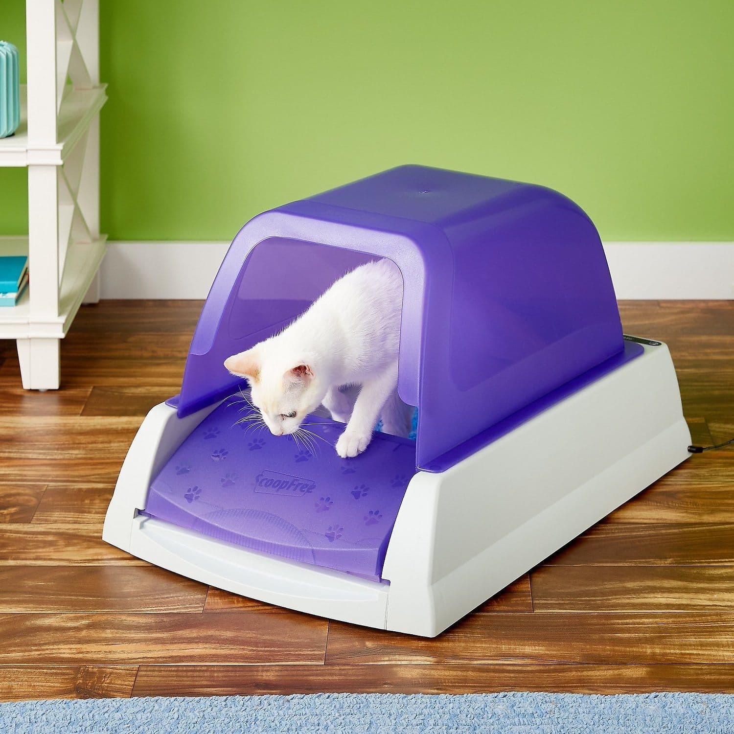 PetSafe ScoopFree Crystal Cat Litter-FI