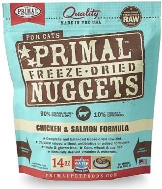 Primal Freeze Dried Cat Food
