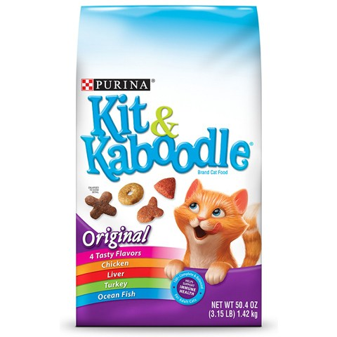 Purina Kit & Kaboodle Dry Cat Food