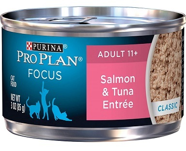 Purina Pro Plan Canned Wet Cat Food