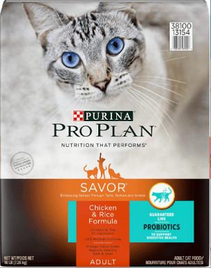 Purina Pro Plan Savor Adult Chicken