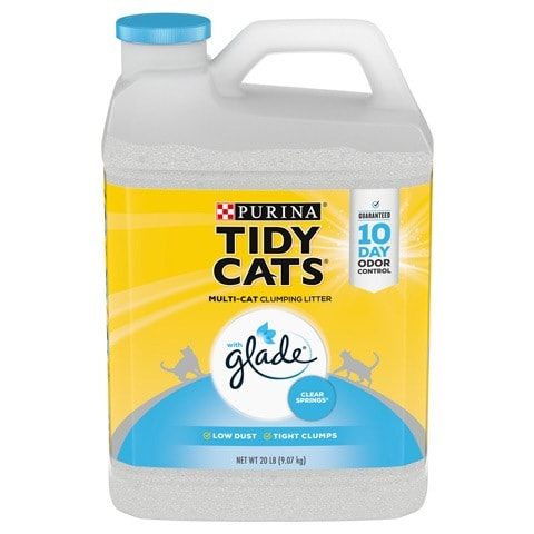 Purina Tidy Cats Glade Clumping Clay Cat Litter