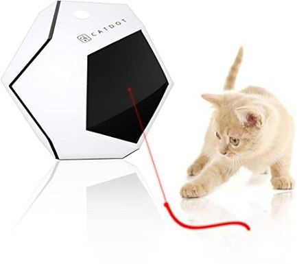 SereneLife Automatic Laser Cat Toy