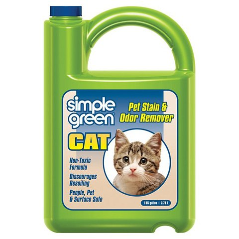 Simple Green 2010001215311 Cat Stain & Odor Remover