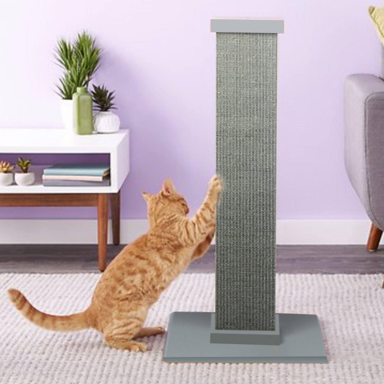 SmartCat The Ultimate Sisal Cat Scratching Post-FI
