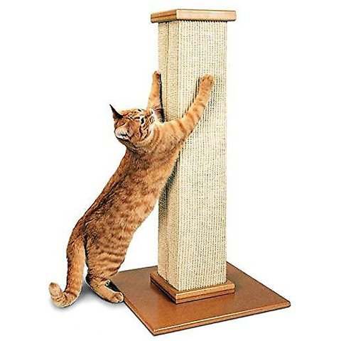 SmartCat The Ultimate Sisal Scratching Post