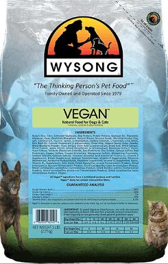 Wysong Vegan Dry