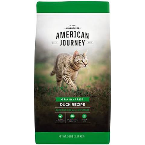 American Journey Grain-Free Dry Cat food