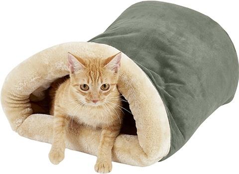 Armarkat Burrow Cat Bed