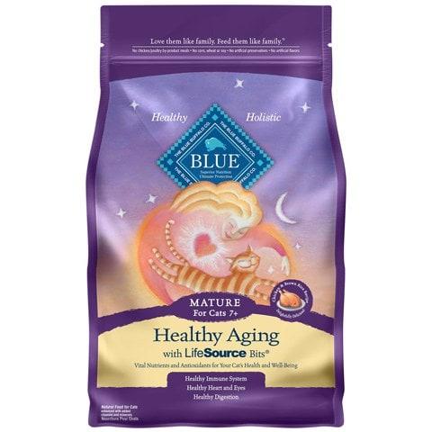 Blue Buffalo Healthy Aging Dry Cat Food