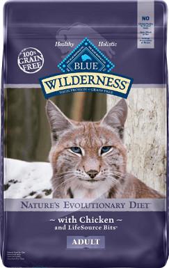 Blue Buffalo Wilderness Chicken Recipe