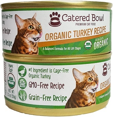 Catered Bowl Organic Turkey