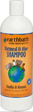 Earthbath Oatmeal & Aloe