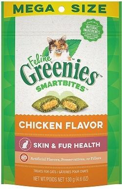 Greenies Feline SmartBites