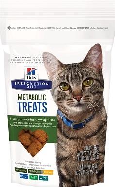 Hill's Prescription Diet Metabolic Weight Management Cat Treats