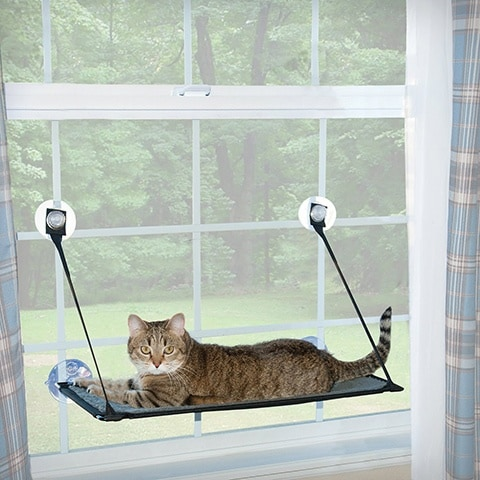 K&H Pet Products EZ Mount Cat Window Perch