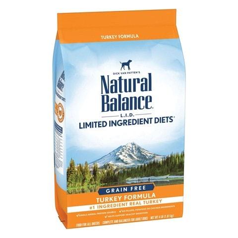 Natural Balance Limited Ingredient Diets Indoor