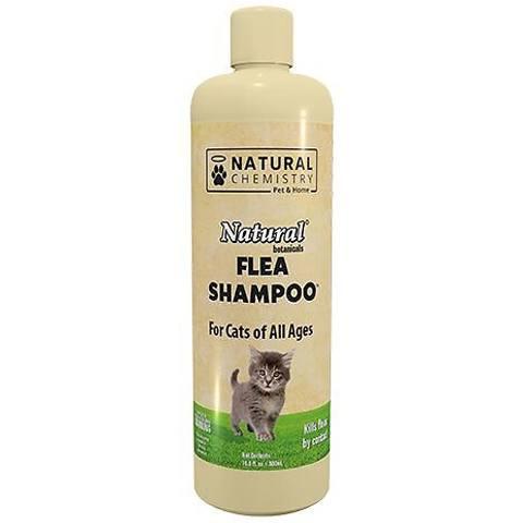 Natural Chemistry Natural Flea Shampoo