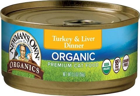 Newman's Own Organic Grain-Free
