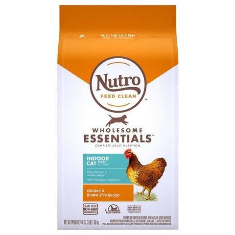 Nutro Wholesome Essentials Dry Cat Food