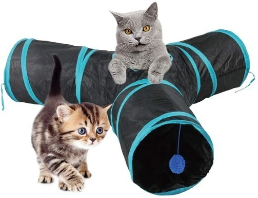 PAWISE Cat Toys Cat Tunnel