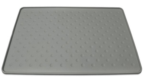 PetFusion ToughGrip Cat Food Mat