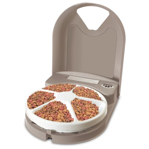 PetSafe Eatwell 5-Meal Automatic Pet Feeder