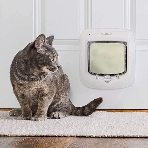 PetSafe Interior and Exterior Microchip Cat Flap