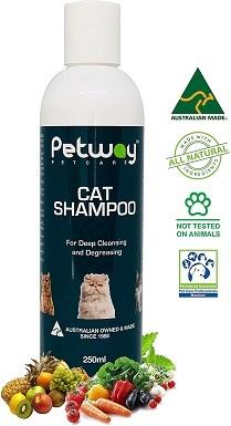 Petway Petcare Cat Shampoo
