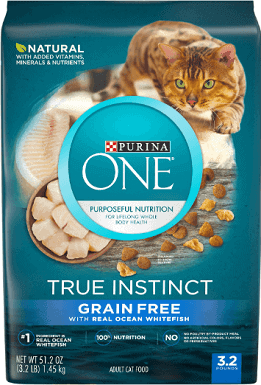 Purina ONE True Instinct Natural Grain-Free