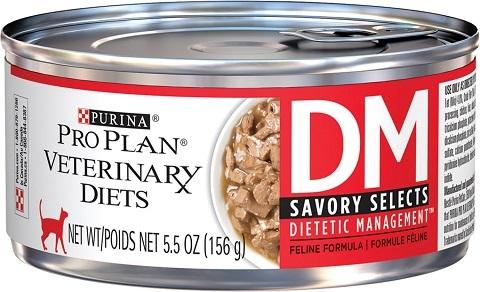 Purina Pro Plan Veterinary Diets DM Savory