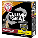 ARM & HAMMER Clump & Seal Cat Litte