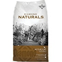 Diamond Naturals Active Chicken Meal & Rice Formula Dry Cat Food