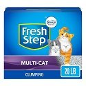 Fresh Step Multi-Cat Clumping
