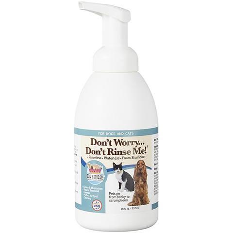 Ark Naturals Waterless Cat Shampoo