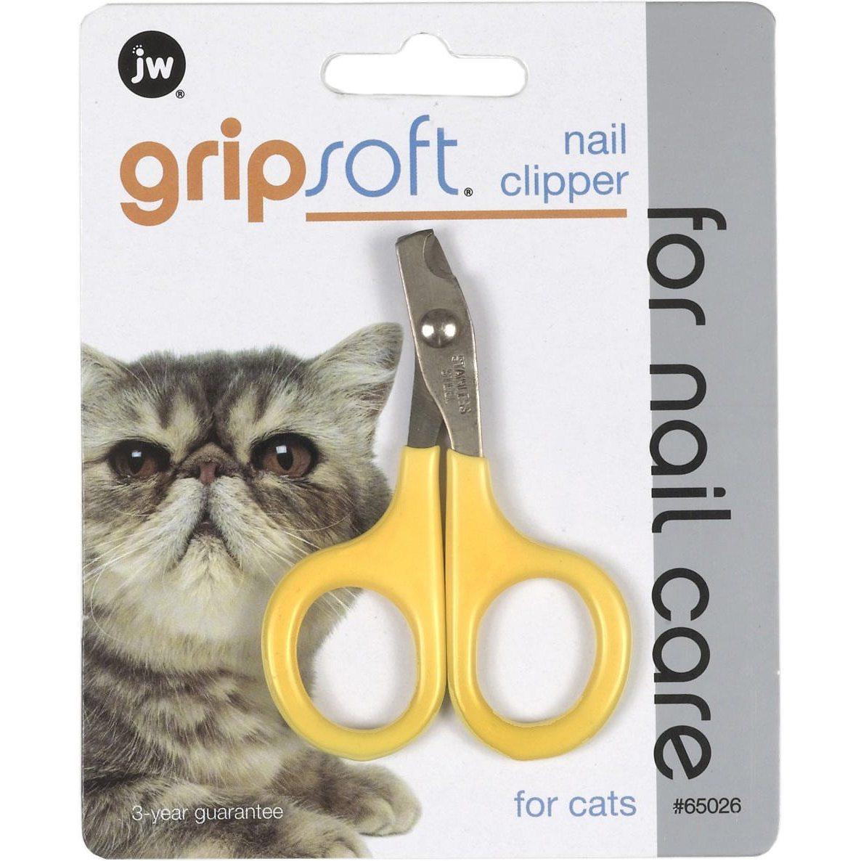 JW Pet Gripsoft Cat Nail Clipper