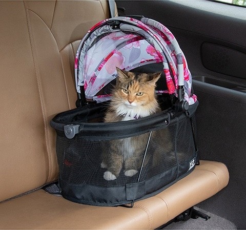 Pet Gear VIEW 360 Cat Carrier