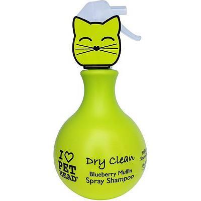 Pet Head Cat Dry Clean Waterless Shampoo