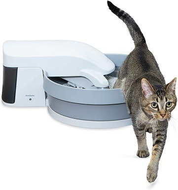 5PetSafe Simply Clean Self-Cleaning Cat Litter Box