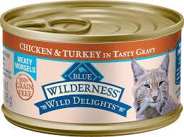Blue Buffalo Wilderness Grain-Free Canned Cat Food