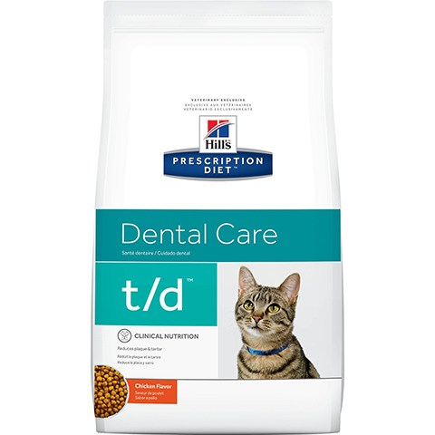 Hills Prescription Diet t/d Dental Care