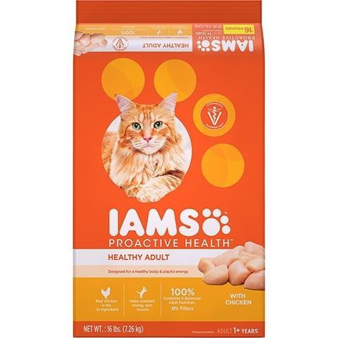 Iam's Proactive Health Dry Cat Food