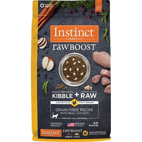 Instinct Raw Boost Dry Cat Food
