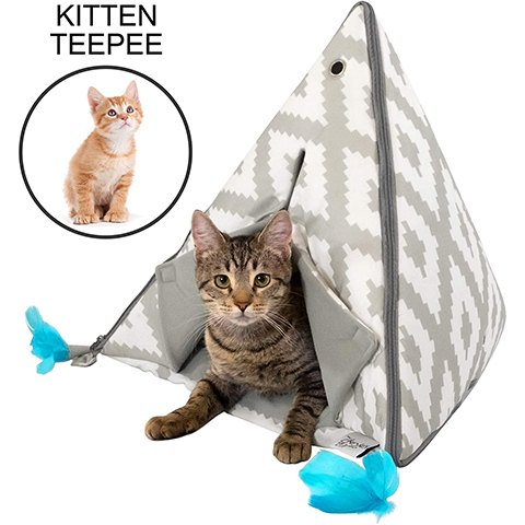 Kitty City Large Cat Tent