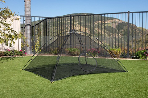 Outback Jack Happy Habitat Cat Playpen Tent