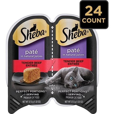 Sheba Perfect Portions Grain-Free Cat Food
