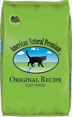 10American Natural Premium Original Recipe Dry Cat Food