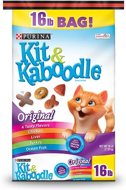 10Kit & Kaboodle Dry Cat Food