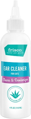 2Frisco Cat Ear Cleaner